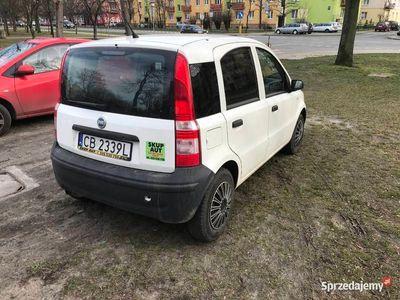 używany Fiat Panda 2007 rok silnik 1,1 benzyna