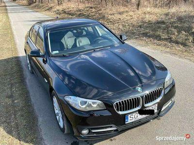 używany BMW 218 5 F10 525DKM 2014 Rok xDRIVE Automat Navi Prywatnie