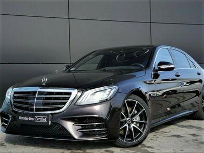 używany Mercedes S400 d 4MATIC Limuzyna L