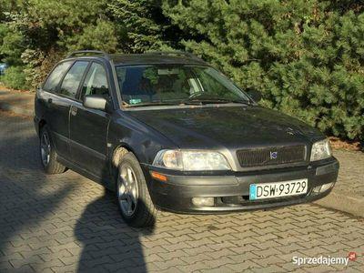 używany Volvo V40 1.8 122km LPG Klima, Tempomat, Uszkodzona skrzynia
