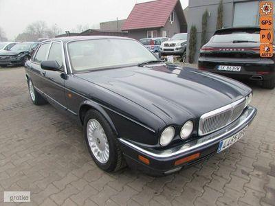 używany Jaguar XJ V Sovereing Aut.Skóry Elektryka