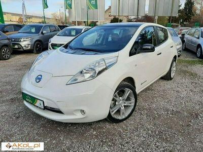 używany Nissan Leaf 0dm 109KM 2016r. 50 000km