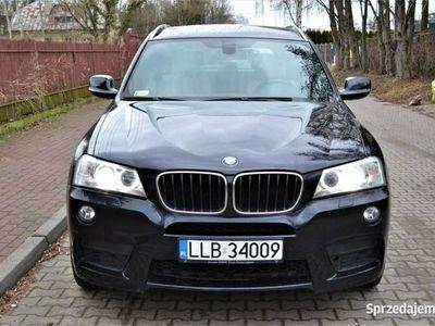 używany BMW X3 2dm 184KM 2014r. 194 000km