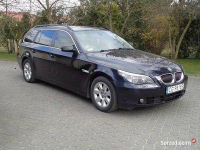 używany BMW 525 2.5 d Skóra Xenon 177 KM Automat