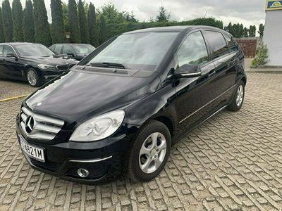 używany Mercedes B170 1.7dm 115KM 2009r. 149 600km
