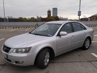 używany Hyundai Sonata NF Benzyna + Gaz