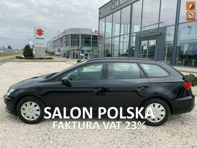 używany Seat Leon salon polska 1,2 tsi 110 KM bezwypadkowy gwarancja f-vat 23 % III (2012-)