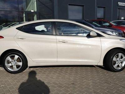 używany Hyundai Elantra V Comfort 1.6 132KM *SalonPL, Kraków