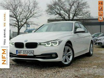 używany BMW 320 2,0i (184 KM) Salon PL F-Vat F30 (2012-)