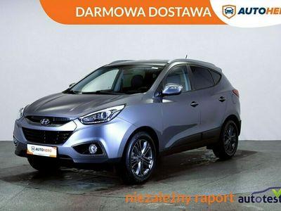 używany Hyundai ix35 Darmowa Dostawa, klima auto, półskóra, multifunkcja, hist serwis