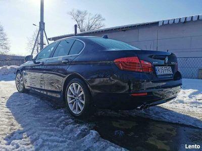 używany BMW 520 Seria 5 d xdrive