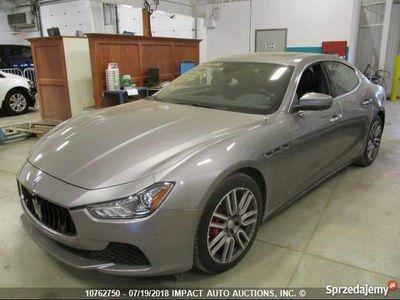 używany Maserati Ghibli S 3.0 V6 410KM