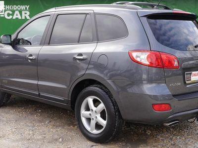 brugt Hyundai Santa Fe 2.2dm3 150KM 2008r. 182 530km Colorado*150PS*OPŁACONY Bezwypadkowy Klimatron Skóra Serwis VIP GW24M