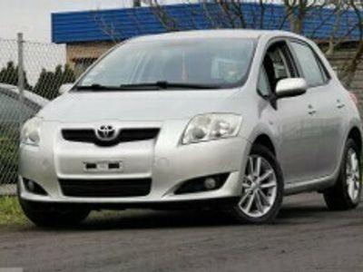 używany Toyota Auris Auris I1.4 D-4D 151000 km KLIMATRONIC