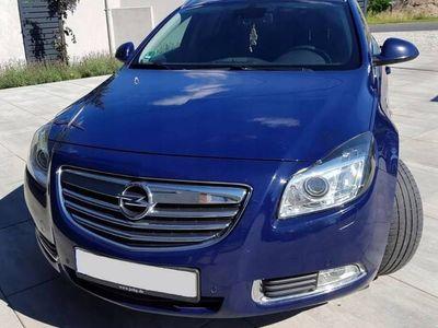 używany Opel Insignia Bogate wypos nowa NAVI Xenon skrętny