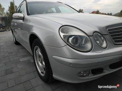 używany Mercedes E320