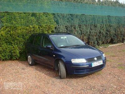 używany Fiat Stilo 1.6dm 104KM 2004r. 107 000km