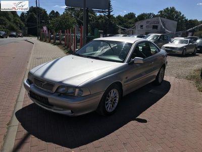 brugt Volvo C70 2.0dm3 163KM 2000r. 211 000km -Uszkodzona uszczelka pod głowicą-Automat-Benzyna