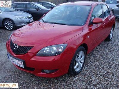 używany Mazda 3 1.6dm3 110KM 2006r. 209 100km Auto Z Gwarancją Car Gwarant 1.6D Lift Gwarancja Przebiegu
