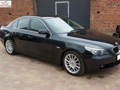 używany BMW 520 seria 5 2dm3 163KM 2007r. 285 000km163HP
