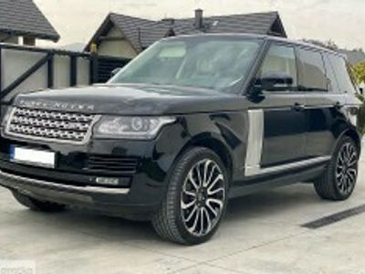 używany Land Rover Range Rover III Vogue Luxcury 3.0 TDV6 258KM Polski salon Cesja Leasingu