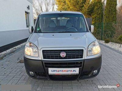 używany Fiat Doblò I 1.9 JTD 105KM klima jeden właściciel bez DPF stan BDB, Strzegom