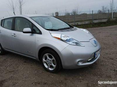używany Nissan Leaf 0.0 80KM