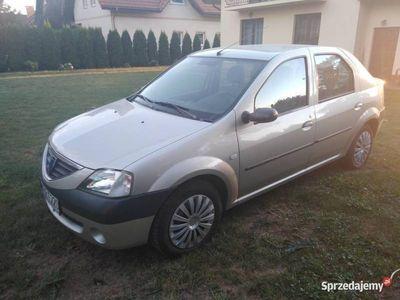 używany Dacia Logan niski przebieg pierwszy właściciel