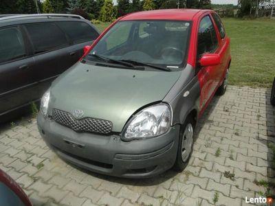 używany Toyota Yaris 1.3 BENZYNA 2005r