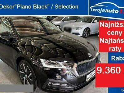 """używany Skoda Octavia III Style 2.0 TDI 150KM DSG / Selection / Dekor""""Piano Black"""""""