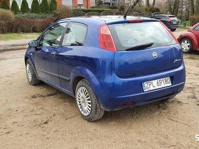 używany Fiat Punto grane1.4