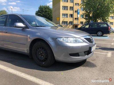 używany Mazda 6 1.8 2004