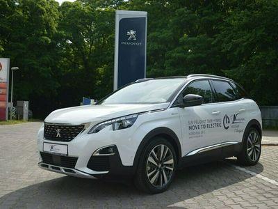 używany Peugeot 3008 auto podemonstracyjne 300koni 4x4 II (2016-)