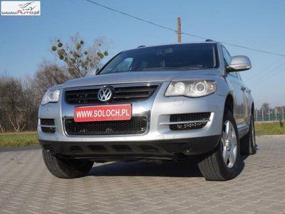 używany VW Touareg I 3.0TDI V6 240KM 4x4 -Navi -FILM VIDEO +Koła zimowe