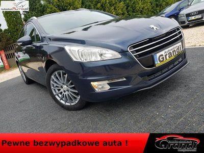 używany Peugeot 508 SW 1.6dm3 156KM 2012r. 137 845km benzyna ** panorama ** serwisowany do końca ** full
