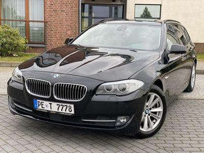 używany BMW 525 2dm3 218KM 2012r. 119 715km xDrive 218KM Xenon Led Navi Panorama Webasto Maxx Opcja Jedyny Taki