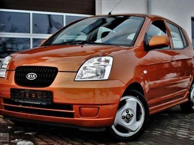 used Kia Picanto 1.1dm3 65KM 2005r. 190 000km 1,1 Klma Grzane Fotele ALU z Niemiec Serwis