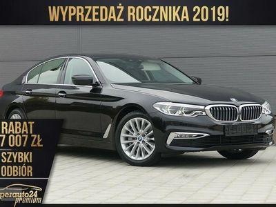 używany BMW 530 SERIA 5 530 2.0 e xDrive (252KM) | LUXURY LINE + Live Cockpit+Dostęp komf, Chorzów
