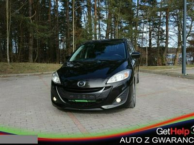 używany Mazda 5 • 7 osobowy • Gwarancja w cenie auta II (2010-)