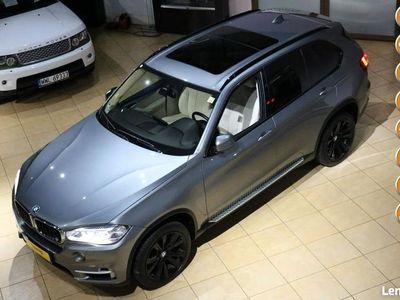 używany BMW X5 X5 xDrive 25d + liczne Pakiety, NAVI Gwarancja salon PL, fv VAT 23