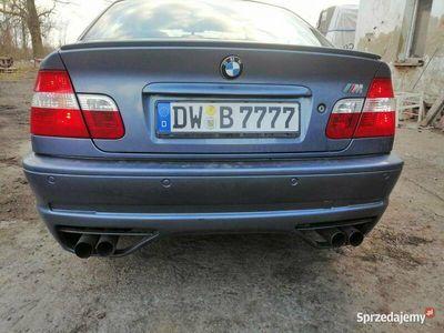 używany BMW 320 e46 i r6 150km 99r cała na części
