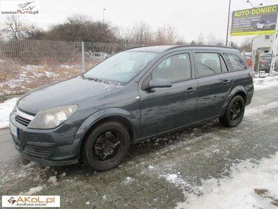 używany Opel Astra 1.7dm3 101KM 2006r. 183 323km 1.7 CDTI Klimatyzacja
