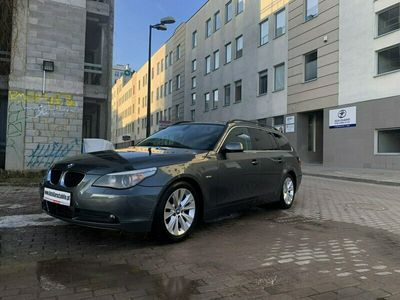 używany BMW 228 523 2.5dm 177KM 2005r.000km