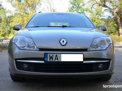 używany Renault Laguna III_2.0_16V_140_KM_144.tys_SALON POLSKA_NAVI