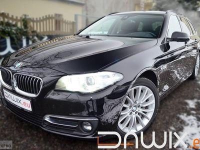 używany BMW 530 SERIA 5 d xDrive LUXURY/HeadUp/wentylacja/komforty