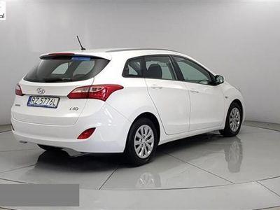 brugt Hyundai i30 1.6dm3 110KM 2015r. 181 971km Krajowy, Serwisowany, FV23%, RZ5776L