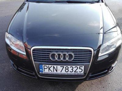 gebraucht Audi A4 B7