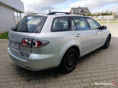 używany Mazda 6 LIFT 2006 168tys 1.8 benzyna drugi komplet Alu