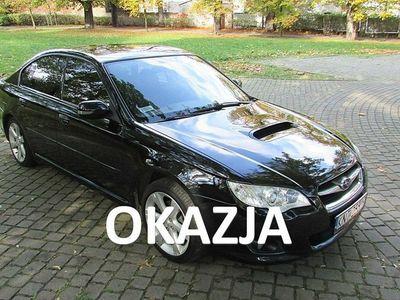 używany Subaru Legacy 2dm 150KM 2008r. 163 000km