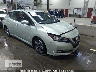 used Nissan Leaf SL